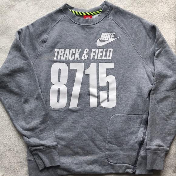 Men's Nike Track & Field Sweatshirt